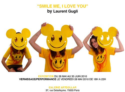Artdollar vernissage gugli smile