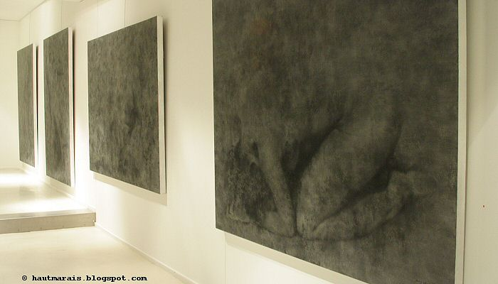 Peintures Yang Cheng @ Galerie Orem