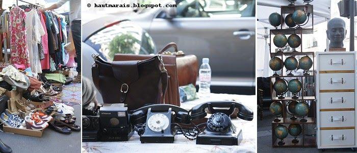 vetements vintage, objet vintage, malle de voyage ...