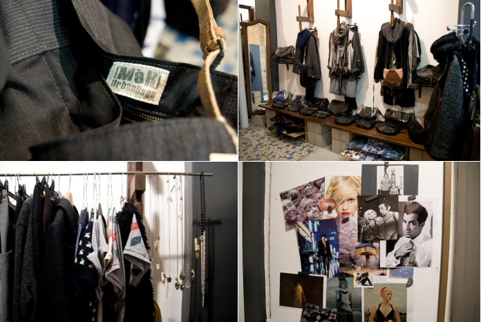 Boutique Matieres a reflexion sac vintage vu par LittleStyleBox