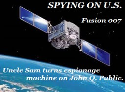 Shocking Menace of Satellite Surveillance