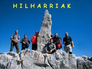 HILHARRIAK   2008
