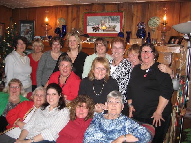 Stitching Sisters 2009
