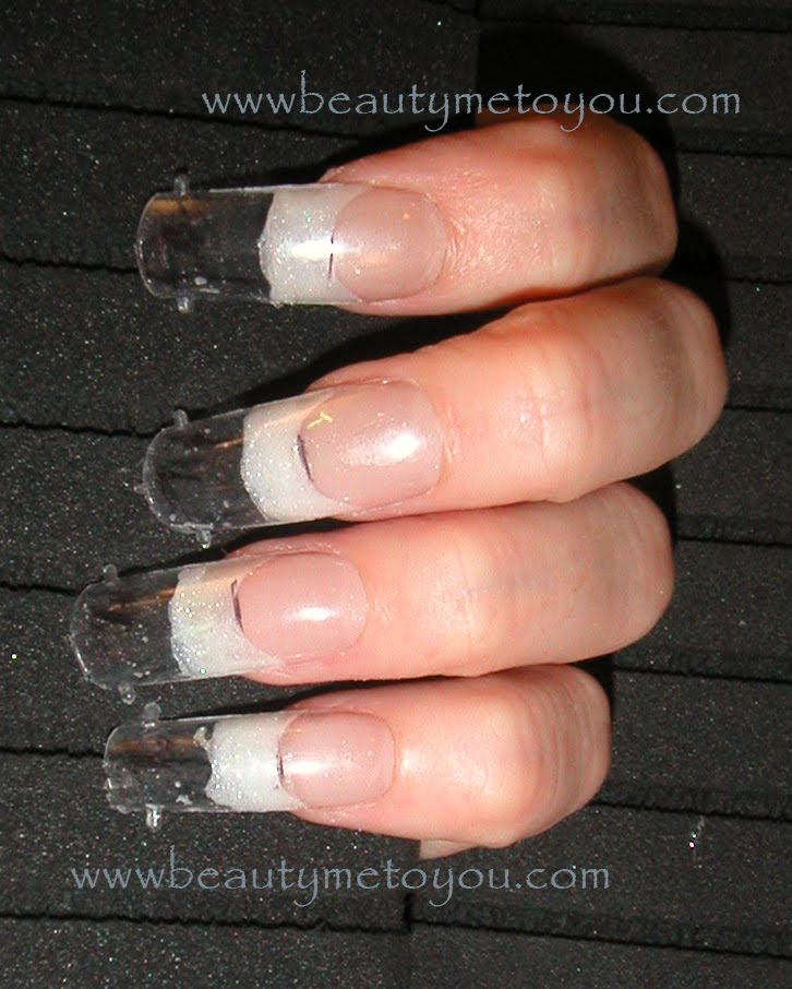 Beauty Me to You..: Acrylic Nail In-fill Tutorial