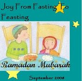 JOY FROM FASTING TO FEASTING!!