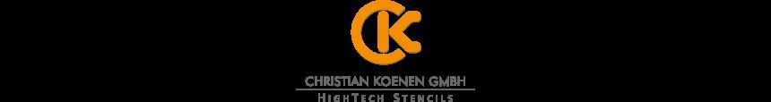 Christian Koenen GmbH WeBlog