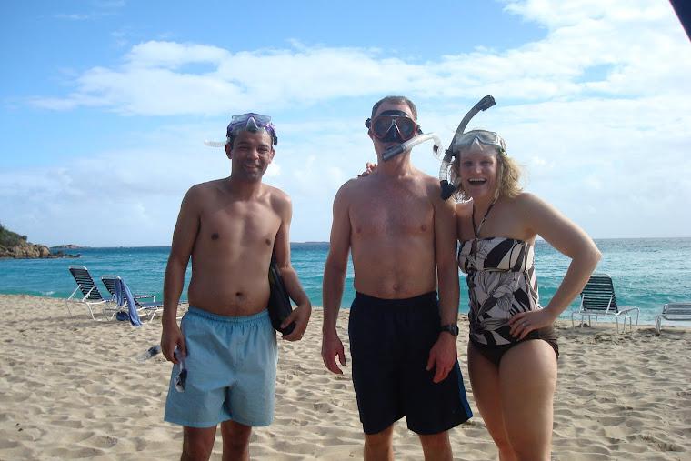 Snorkeling in St. Thomas