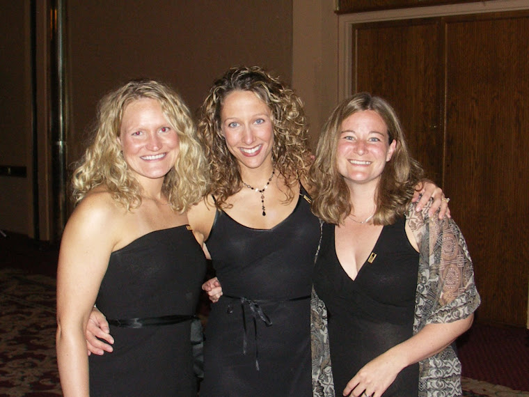 Med School Gals, Graduation Week-Columbia, MO...May 2005