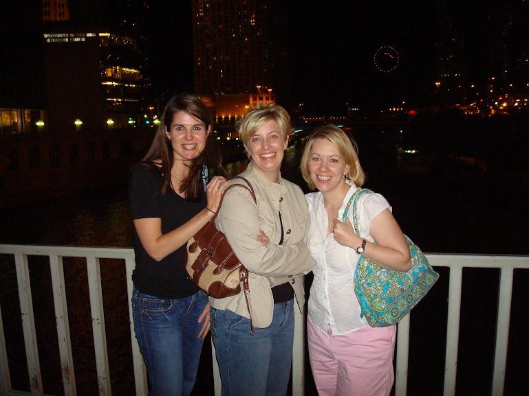 Amy, Christie, Kelly...June 2007