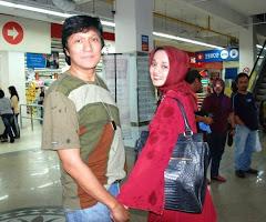 Sengaja Datang ke Malaysia Melihat Show Perdana Chikita Fawzi bersama The Diary