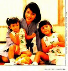 Marissa Haque & Dua Anak Cukup