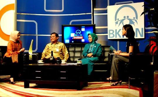 Dialog Keluarga Berencana di TV One, Depdagri & BKKBN