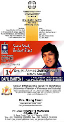 Biz-Card of Ikang Fawzi in  Strategic Business and Organization