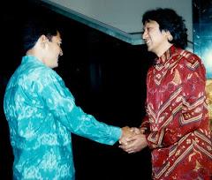 Bimantara, Bambang Trihatmojo Soeharto & Ikang Fawzi