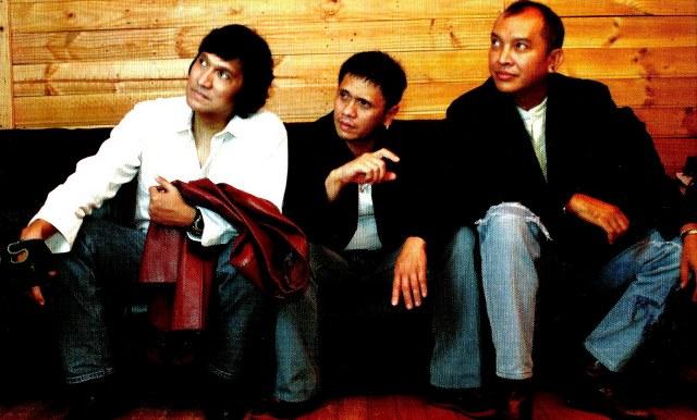 Tiga ipar Bersatu dalam Musik (Iakng Fawzi, Ekki Soekarno, Gilang Ramadhan)