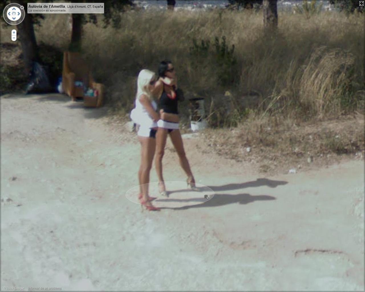 prostitutas independientes en sevilla prostitutas google maps