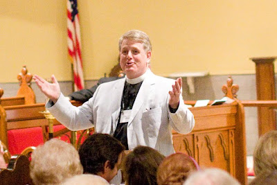 Bishop Elect Scott Banhase