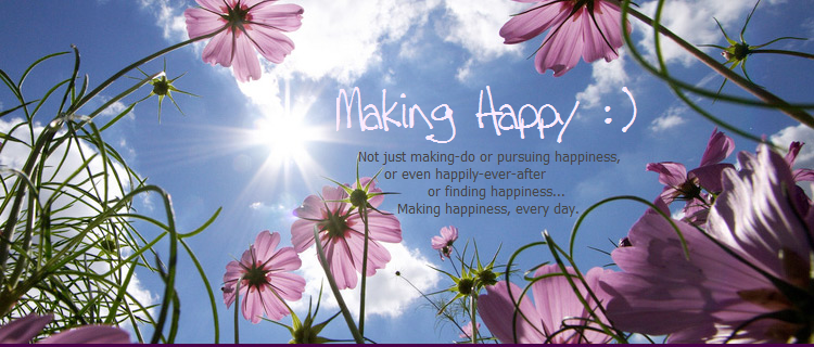 Making Happy