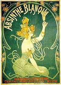 absinthe blanou