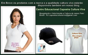 Produtos Capoeira Cultura Viva
