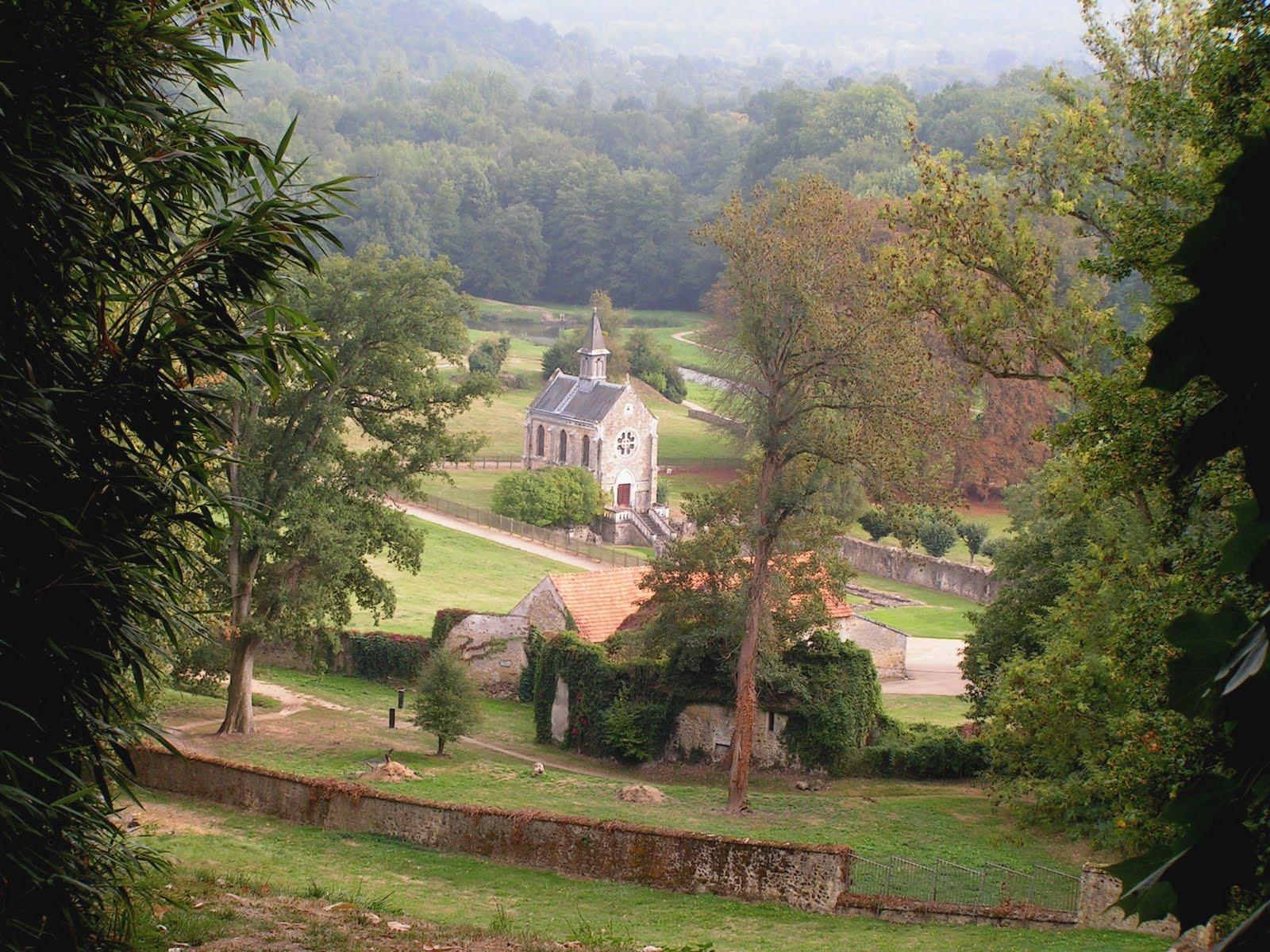 Les Ulis Pays Des Merveilles Site De L Abbaye De Port Royal Des