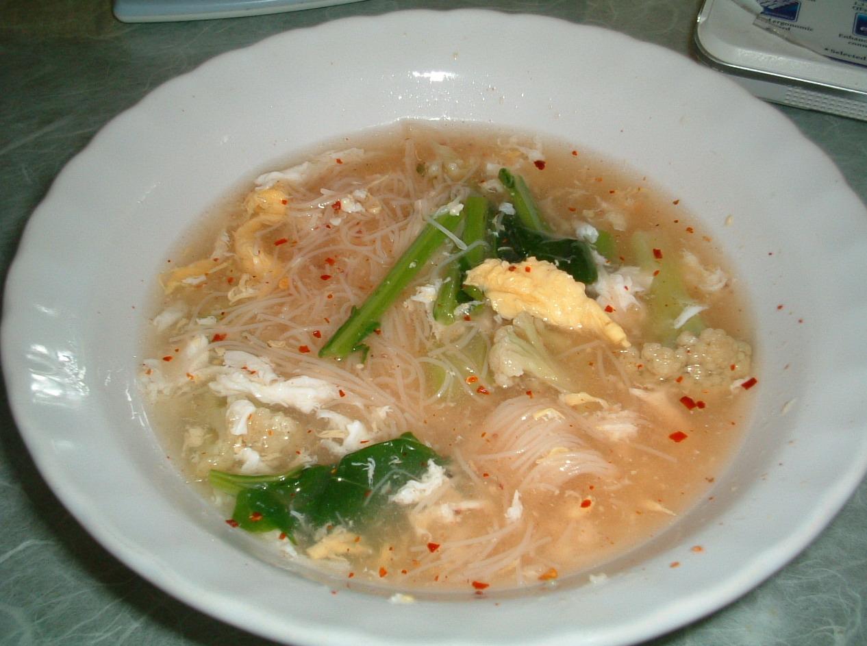 Noodles RoAd: Sen Mee Rad-Na Phak