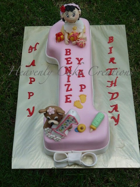 Birthday Cake Ideas One Year Old Birthday Cake and Birthday