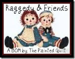 Raggedy and Friends BOM