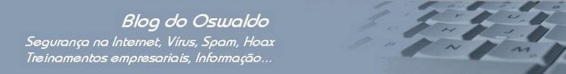Blog do Oswaldo