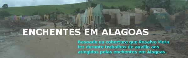 Enchentes em Alagoas