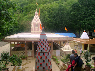 Temple at Tungareshwar