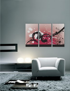 Modern Digital Art Contemporary Wall Design