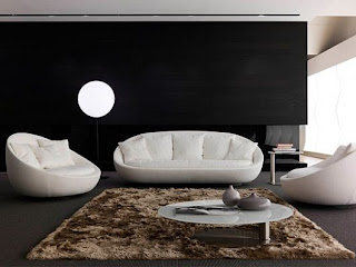 Minimalist home design-Modern Living Room Furniture design