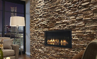 Interior Wall Stone Design Ideas