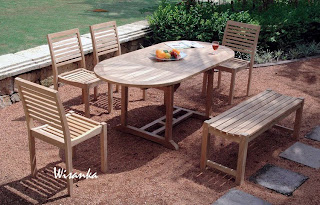 Teak Wood chair Outdoor Furniture