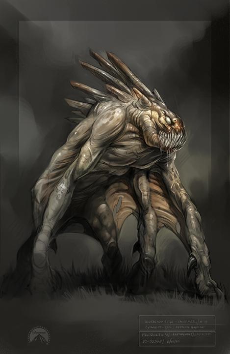 what is super 8 monster. J.J ABRAMS quot;SUPER 8quot; Monster