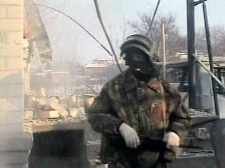 Na Inguchétia, homens mascarados espalham o terror