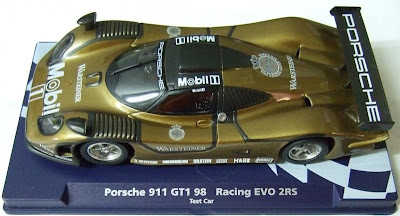 dikke leo porsche 911 gt1 98 racing evo 2rs test car. Black Bedroom Furniture Sets. Home Design Ideas