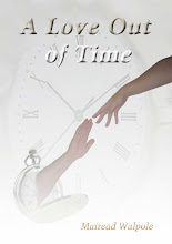 Book cover: A Love Out of Time