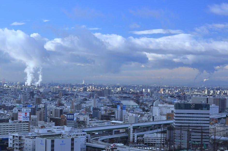[名古屋の24階景色  DSC_0186.jpg]