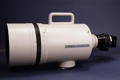 sony nex-5 minolta md 1600mm reflex lens