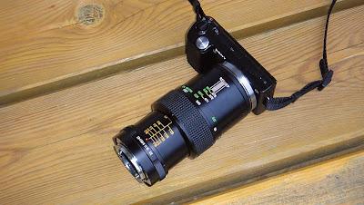 sony nex macro reverse lens adapter