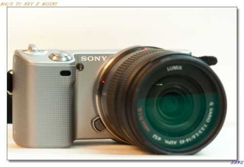 sony nex e-mount micro 4/3 lens adapter olympus panasonic