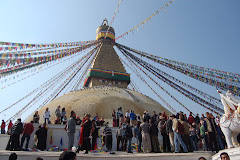 Boudhanath Stupa During Losar