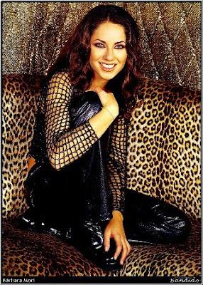 Barbara Mori, Sexy Hot Bollywood Model