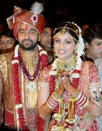 Wiki How World Shilpa Shetty Raj Kundra Marriage Photos Wedding Pics