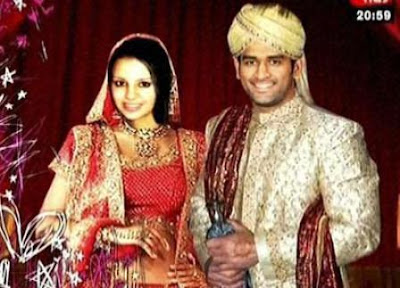 Dhoni Sakshi & Rawat Marriage Photos