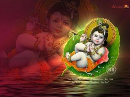 Photos Shri Krishna Janmashtami Wallpapers, Lord Krishna wallpapers,