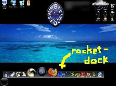 Descargar RocketDock!