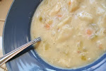 EM's Easy Chicken and Dumplings